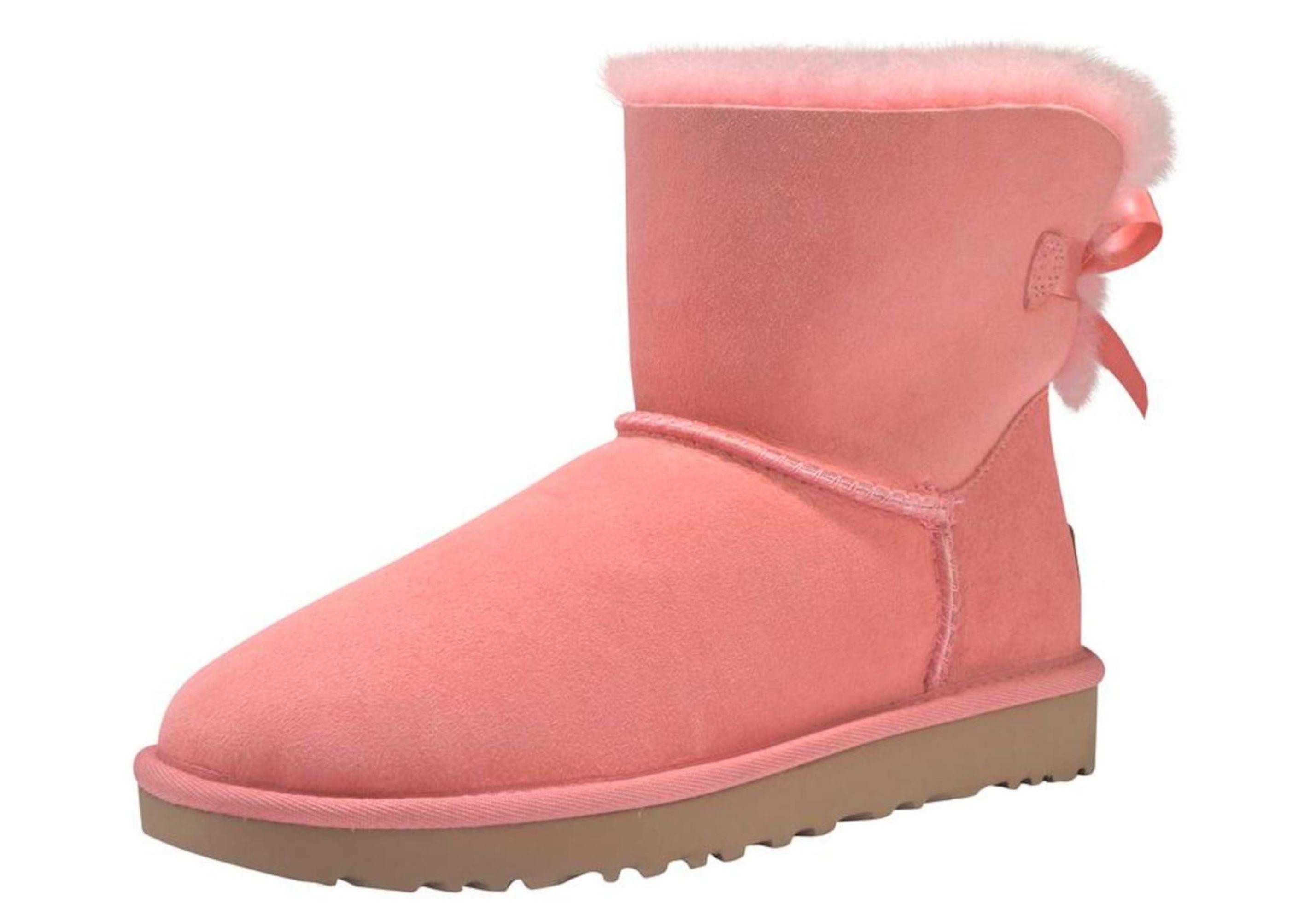 Boots ´Satin Bow Mini´