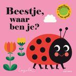 'Beestje, waar ben je?' wordt BoekStart Babyboekje 2018