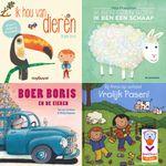 Nieuwe boekentips voor je baby, dreumes, peuter of kleuter