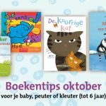 Boekentips oktober 👍🏻👶🏼