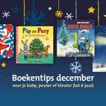 De boekentips van december staan online 👍🏻👶🏼