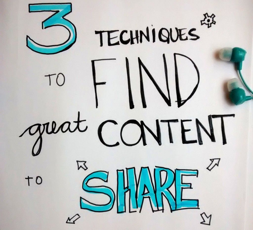 How to Find Great Content to Share? 3 Techniques to Help  image Groupiest 3 techniques Instagram