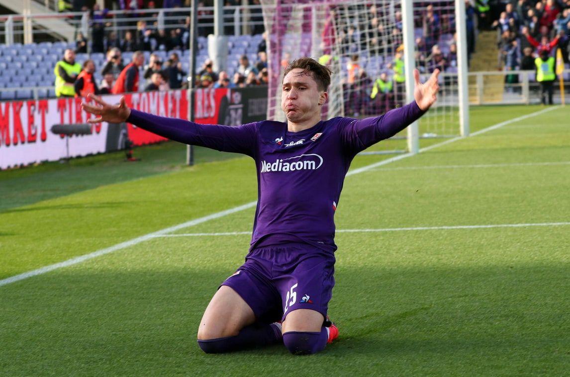Fiorentina Chiesa 2021 per arrivare top