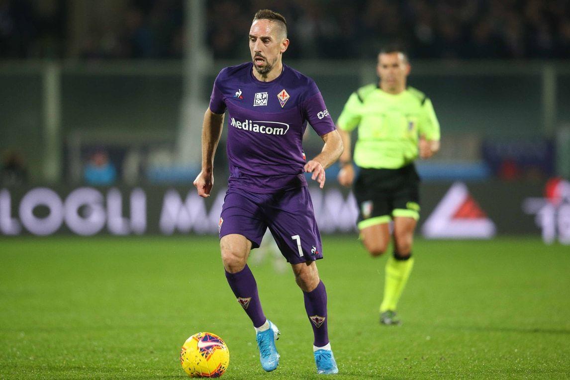 Fiorentina Ribery cambia vita Iachini