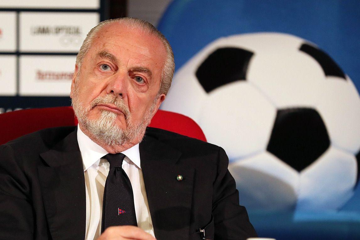 Napoli torna Laurentiis ecco tutti contratti risolvere