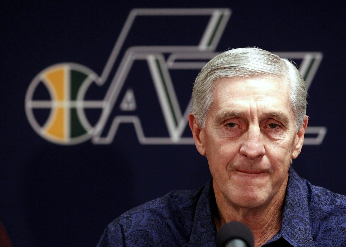 Nba lutto è scomparso Jerry Sloan