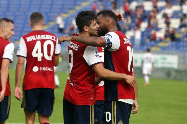 Cagliari-Crotone 4-2: Di Francesco vola, seconda vittoria consecutiva
