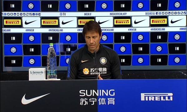 Conte: Venire all'Inter è stata la scelta più difficile che potessi fare