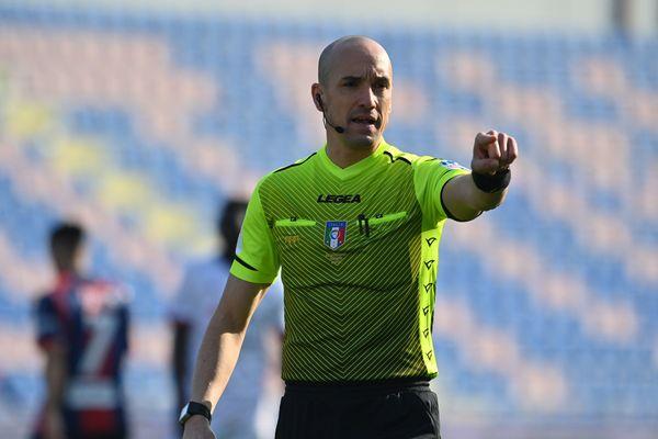Lazio-Torino, arbitra Fabbri
