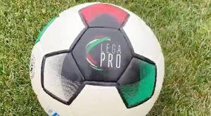 Serie C, presentato il nuovo pallone 2021/22