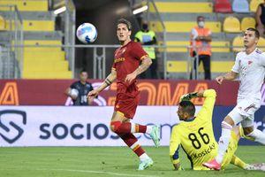 Zaniolo al top con Mourinho, e il gol uguale a quello di Totti...