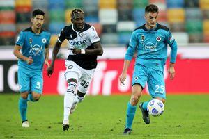 Udinese, il test in casa dello Strum Graz sarà senza spettatori