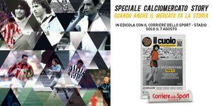 """Calciomercato story: lo speciale de """"Il cuoio"""" in edicola il 7 agosto"""
