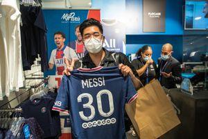 Messi al Psg è già da record: magliette esaurite in 24 ore!