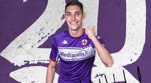 Fiorentina, Milenkovic ha rinnovato: è ufficiale