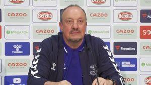 Benitez non si sbilancia sul futuro di Kean: