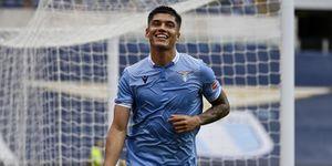 Correa saluta la Lazio:
