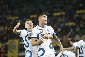 Verona-Inter 1-3: tabellino, statistiche e marcatori