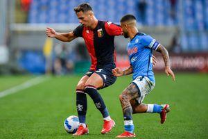 Genoa-Napoli 1-2: tabellino, sintesi, statistiche e marcatori