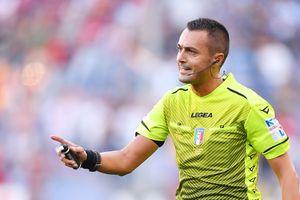 Moviola Serie A: non bene Di Bello in Genoa-Napoli. Quanti errori a San Siro