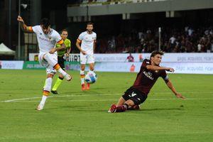 Salernitana-Roma 0-4: tabellino, sintesi, statistiche e marcatori