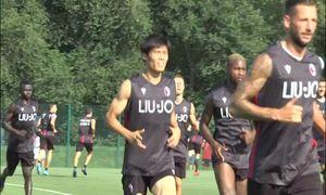 Bologna, ceduto Tomiyasu all'Arsenal