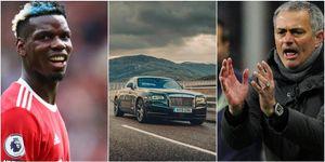 Pogba, supercar da peccato capitale: Ferrari, Lambo e la Rolls che fece infuriare Mourinho