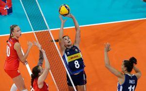 Europei: l'Italia spazza via la Russia, è semifinale