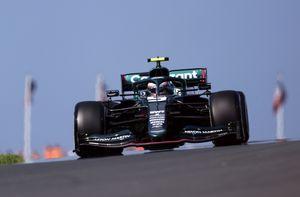 F1, prove libere 1 Gp Olanda: si gira poco, l'incidente di Vettel ferma la sessione