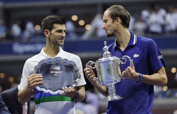 Djokovic, niente Grande Slam: Medvedev vince gli Us Open