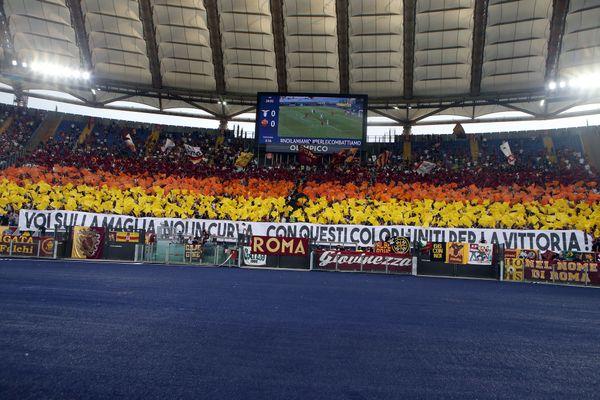 Effetto Mourinho: la Roma è il primo club in Italia per affluenza allo stadio