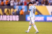 Messi...Don't cry for Argentina...