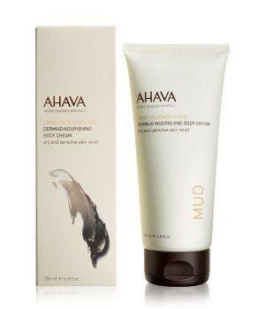 AHAVA Leave-On Deadsea Mud Dermud Nourishing Körpercreme 200 ml