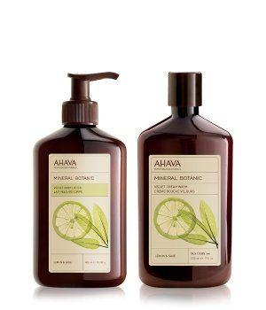 AHAVA Botanic Lemon & Sage Körperpflegeset 1 Stk