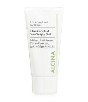 ALCINA Fettige bis Mischhaut Hautklar-Fluid Gesichtsfluid 50 ml