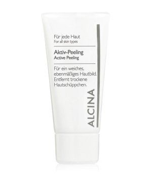 ALCINA Jede Haut Gesichtspeeling 50 ml