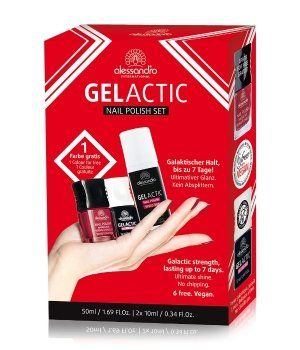 Alessandro Gelactic P.S. I Love You Nagellack-Set 1 Stk