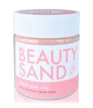 Beloved Beauty Beauty Sand French Pink Clay Gesichtsmaske 120 g