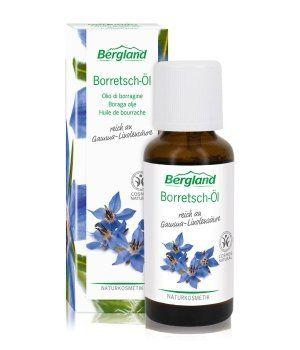 Bergland Pflegeöle Borretsch Körperöl 30 ml