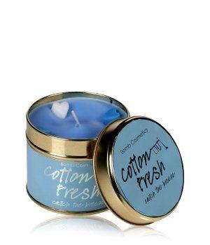 Bomb Cosmetics Cotton Fresh Tin Candle Duftkerze 1 Stk