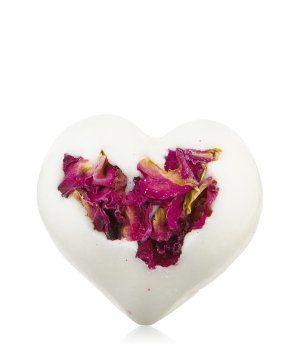Bomb Cosmetics Creamers Rosie Heart Badekugel 1 Stk