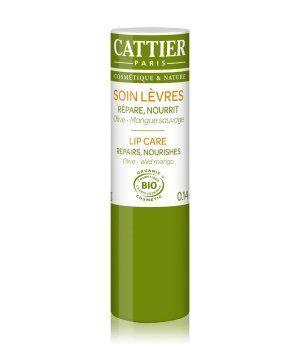 Cattier Gesichtspflege Olive - Mango Lippenbalsam 4 g
