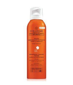 Collistar Sun Care Nourishing Tanning Mousse SPF 20 Sonnencreme 200 ml