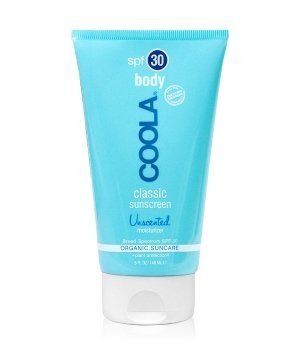 COOLA Body Classic - Unscented SPF 30 Sonnencreme 148 ml