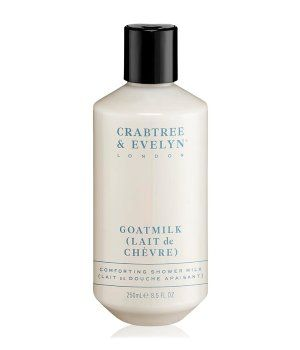 Crabtree & Evelyn Goatmilk & Oat Shower Milk Duschcreme 250 ml
