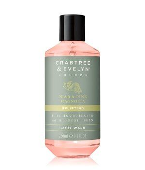 Crabtree & Evelyn Pear & Pink Magnolia Duschgel 250 ml