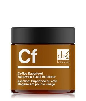 Dr. Botanicals Coffee Superfood Renewing Gesichtspeeling 30 ml
