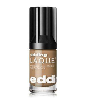 edding L.A.Q.U.E. e-80 LAQUE calm caramel Nagellack 8 ml