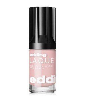 edding L.A.Q.U.E. e-80 LAQUE inspiring ivory Nagellack 8 ml