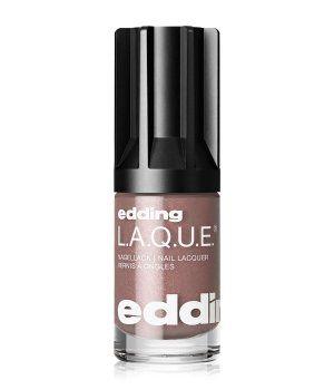 edding L.A.Q.U.E. e-80 LAQUE modest maroon Nagellack 8 ml